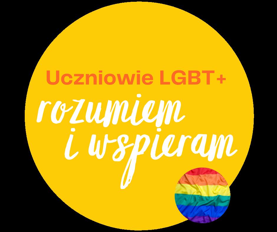 Uczniowie LGBT+